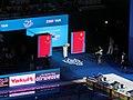 Budapest2017 fina world championships 50breaststroke semifinal Zibei Yan China.jpg