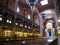Budapest Große Synagoge Innen 01.JPG
