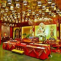 Buddha Tooth Relic Temple and Museum, Singapore, interior, 2014 (06).JPG