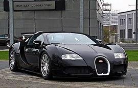bugatti veyron - wikipedia, la enciclopedia libre