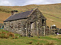 Building and sheep pens, Corrany Valley. Isle of Man. - geograph.org.uk - 31667.jpg