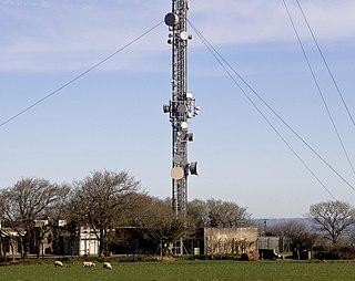 Huntshaw Cross transmitting station