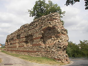 Hisarya, Bulgaria - Roman fortifications
