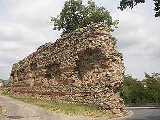 Hisarya, Bulgaria - Roman fortifications