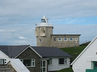 Bull Point Lighthouse - Image: Bull Point lighthouse, North Devon, May 2014