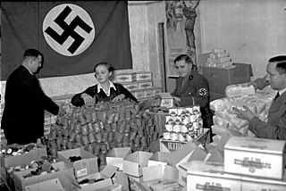 Christmas celebrations and traditions in Nazi Germany