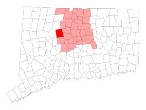 Burlington, Connecticut - Image: Burlington CT lg