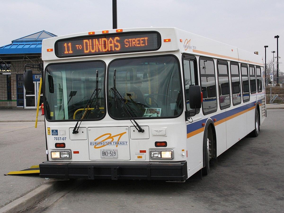 Burlington Transit Wikipedia