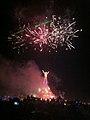 Burning Man 2011 Victor Grigas Man Burn IMG 4760.jpg