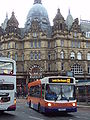 Bus, New Market Street, Leeds - DSC07553.JPG