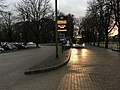Bus à Dole (Jura) au petit matin.JPG