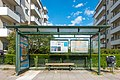 Bus shelters in Stockholm in 2020.jpg