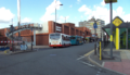 Buses outside TJ Hughes, St Helens - DSC00096.PNG