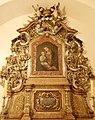 Bystrzyca Klodzka - kostel sv. Michaela Archanděla -obraz Panny Marie Královny míru.jpg