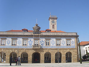 Póvoa de Varzim City Hall - Póvoa de Varzim City Hall.