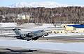 C-17 Globemaster III takes off from Elmendorf Air Force Base.jpg
