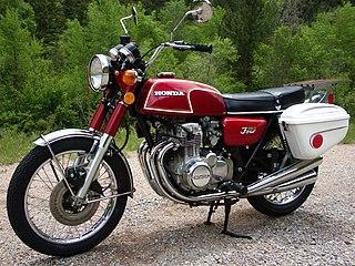 Honda CB series line of Honda motorcycles