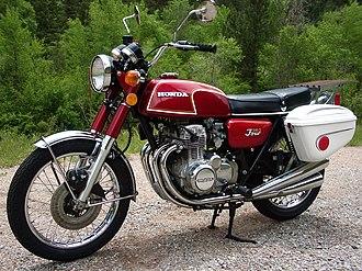 Honda CB series - Honda CB350F.