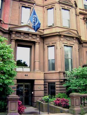 The College Club of Boston - Image: CC front