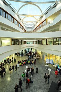 DESY physics research institute in Hamburg, Germany