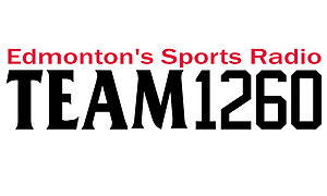 CFRN (AM) - The Team 1260 logo