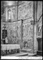 CH-NB - Sion, Basilique de Valère, Choeur, vue partielle intérieure - Collection Max van Berchem - EAD-8633.tif