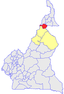 Mayo-Louti Department in North Province, Cameroon