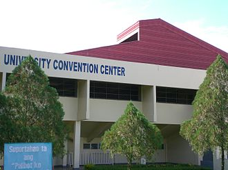 Central Mindanao University - CMU University Convention Center