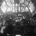 COLLECTIE TROPENMUSEUM Cockpit van een gedumpt Amerikaans vliegtuigwrak uit de Tweede Wereldoorlog TMnr 10028517.jpg