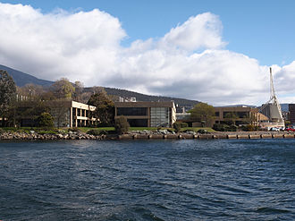 CSIRO Oceans and Atmosphere - Image: CSIRO Marine and Atmospheric Research Hobart