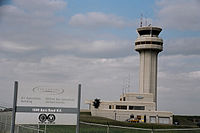 The Calgary Air Control Tower