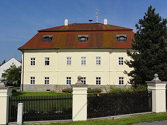 Horní Tošanovice - Manor house in Horní Tošanovice