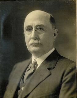 Caleb R. Layton American politician