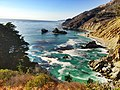 California Route 1 Highway - Cabrillo Highway near Big Sur June Pfeiffer Park - panoramio (7).jpg