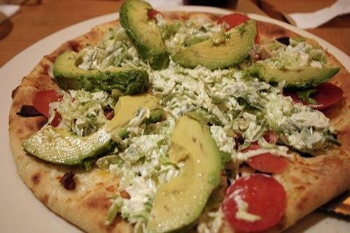 California club pizza