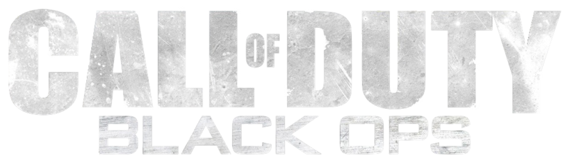 File Call Of Duty Black Ops Logo Png Wikimedia Commons