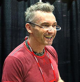Cam Clarke - Clarke at Calgary Expo