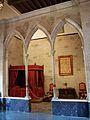 Cambra de la duquessa del palau ducal de Gandia.JPG