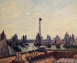 The East Breakwater, Return of The Regatta, Le Havre