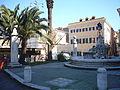 Campo Marzio - Ripetta colonne idrometriche e fontana 1200450.JPG