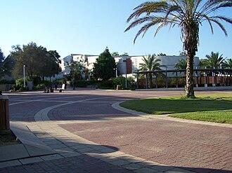 Sderot - Sapir Academic College, Sderot