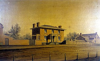Upper Canada - Canada Company Office 1834