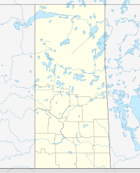 Hudson Bay, Saskatchewan is located in Saskatchewan