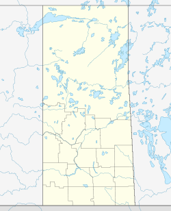 Lumsden, Saskatchewan is located in Saskatchewan