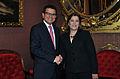 Canciller recibe a Secretario General del SICA (14135573831).jpg
