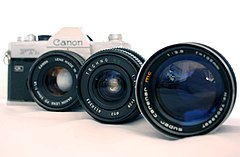 Canon FTb and lenses 1.jpg