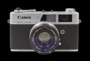 Canonet - Canonet GIII QL-19