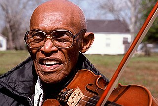Canray Fontenot American Creole fiddler