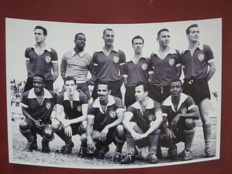 Canto do Rio Foot-Ball Club - Footballing heyday Players of Canto do Rio in the 1950s
