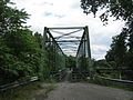 Capon Lake Whipple Truss Bridge Capon Lake WV 2009 07 19 01.jpg